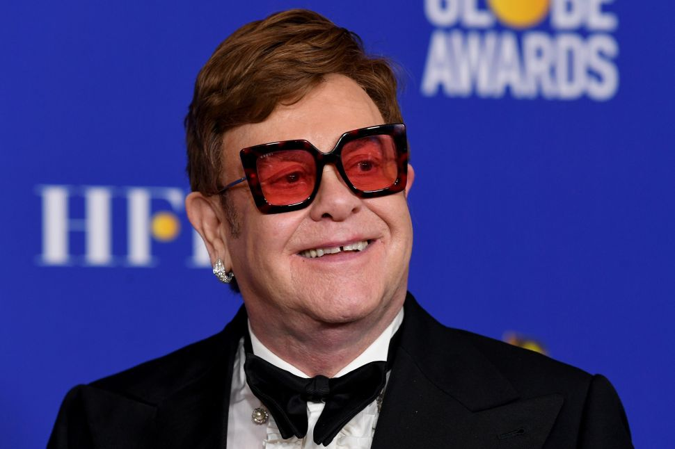 Elton John Paid $8.5 Million for the Beverly Hills Home Next Door