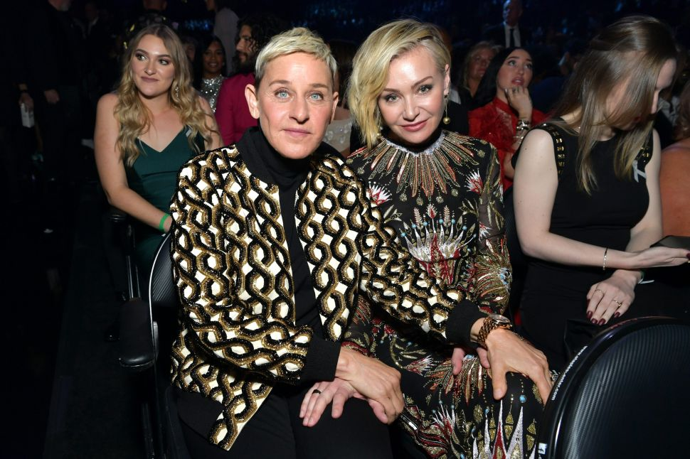 Ellen DeGeneres and Portia de Rossi Paid $8.5 Million for a Midcentury Modern Home in Beverly Hills