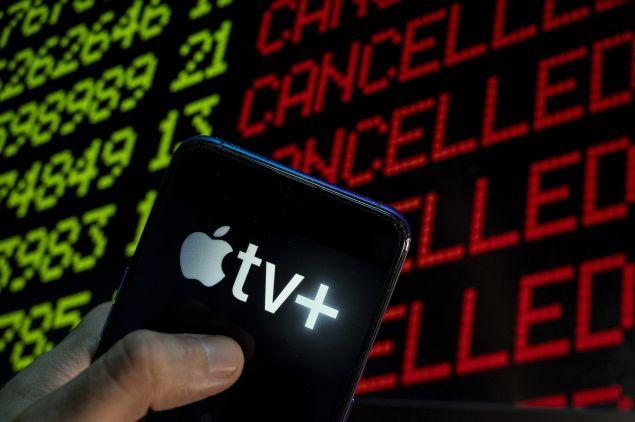 Apple TV+ Subscribers Apple Stock