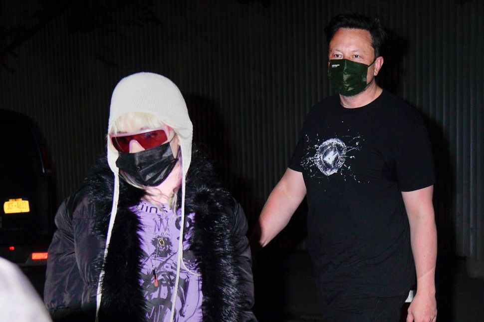 Elon Musk and Grimes Have Broken Up After 3 Years Together
