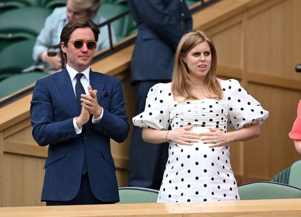Princess Beatrice Gives Birth to a Baby Girl