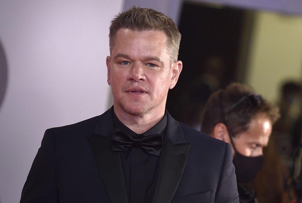 Matt Damon Found a Buyer for His $17.9 Million Pacific Palisades Mansion