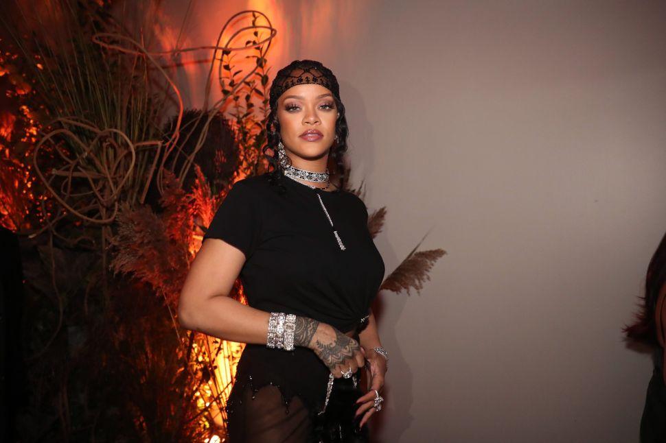 Rihanna Lists Hollywood Hills Home for $7.8 Million