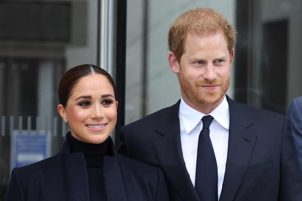 Prince Harry and Meghan Markle Are Staying at an Iconic Royally-Approved Hotel in New York