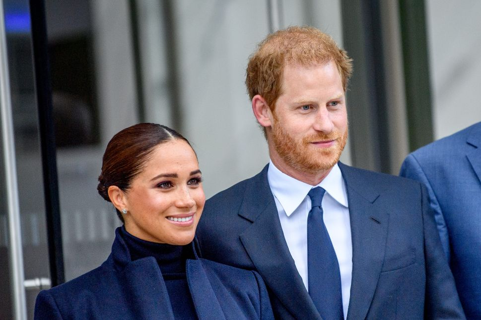 Meghan Markle Isn't Joining Prince Harry on His Next Trip to New York