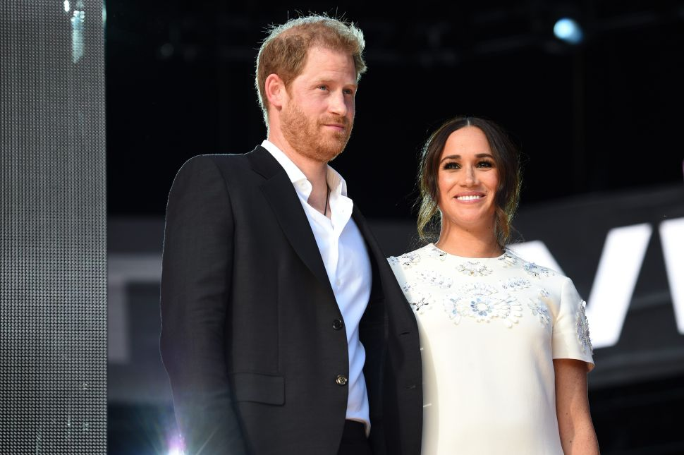 Prince Harry and Meghan Haven't Finalized Their Holiday Travel Plans Just Yet
