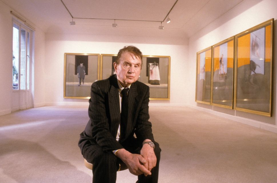 Francis Bacon's Friend Has Been Accused of Donating Fake Artworks to the Tate