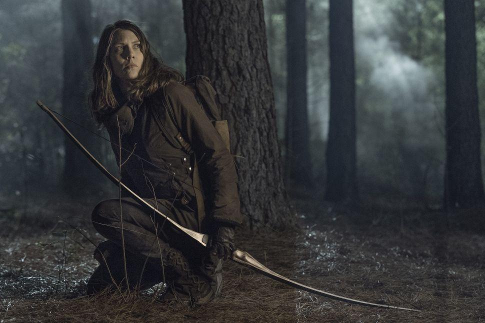 'The Walking Dead' Is Somehow Not Dead, Still Walking