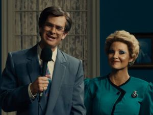 The Eyes of Tammy Faye Andrew Garfield Interview