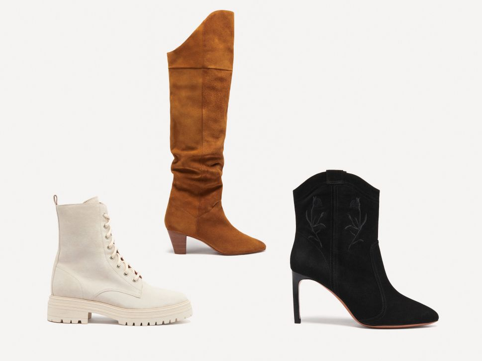 Something Navy x Ba&sh Just Debuted the Most Stylish Boots Collab for Fall