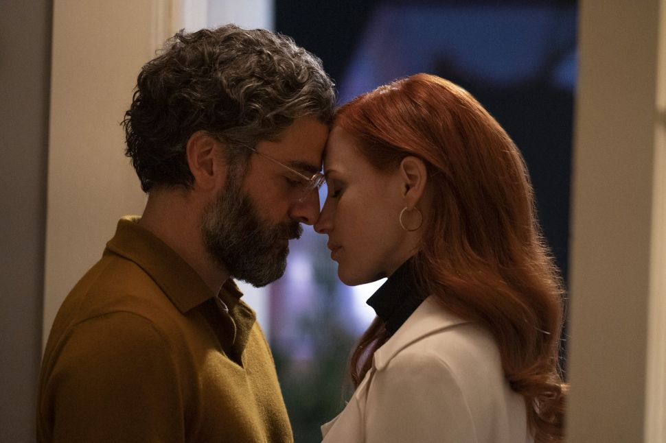 'Scenes From a Marriage' Creator on Oscar Isaac & Jessica Chastain's 'Beautiful Game'