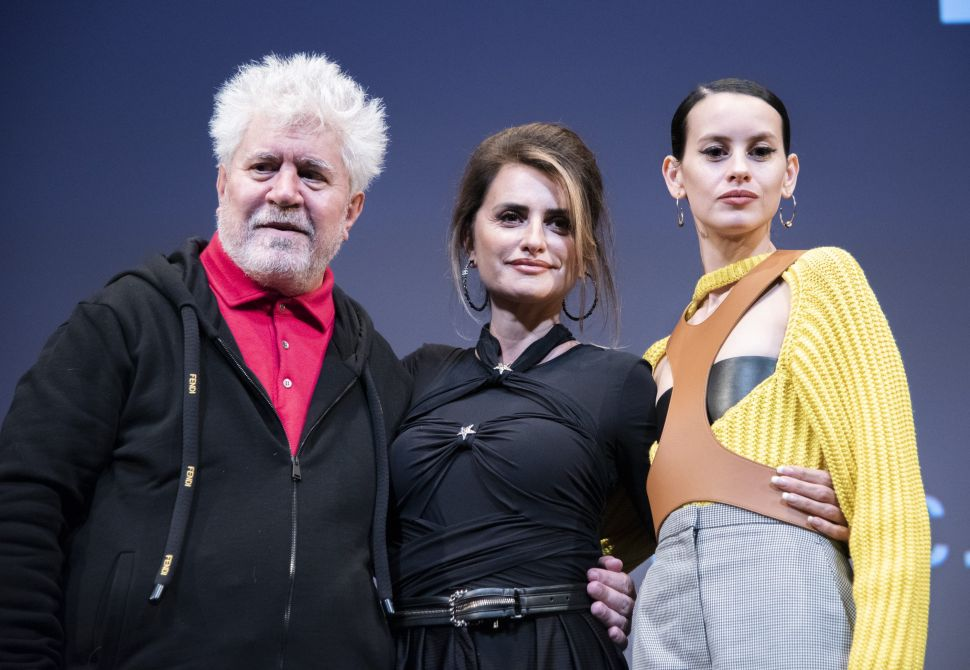 'Parallel Mothers' Is the Script Pedro Almodovar Took Out of a Drawer During Lockdown