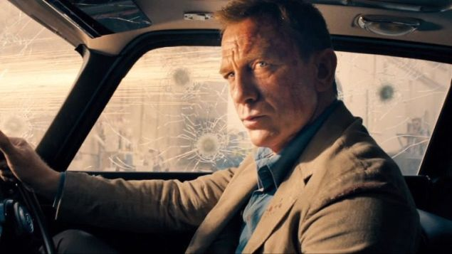 No Time To Die James Bond Box Office Amazon MGM