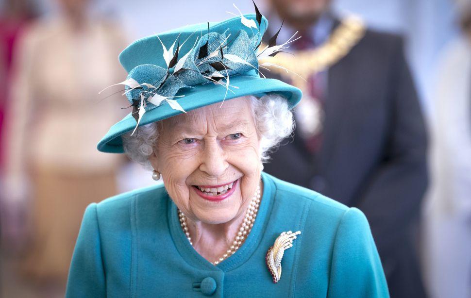 Queen Elizabeth's summer vacation is over.