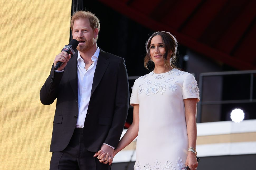 Prince Harry and Meghan Markle Won't Return to the U.K. for the Princess Diana Memorial Party