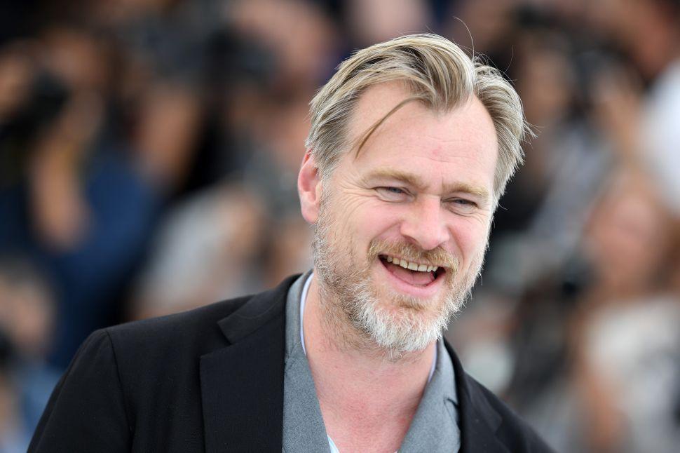Christopher Nolan found
