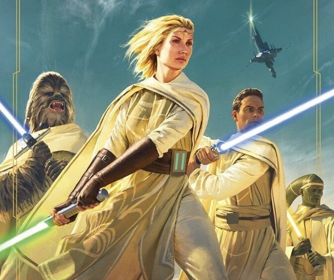 How to prepare 'Star Wars: The High Republic' for Disney + Screen.