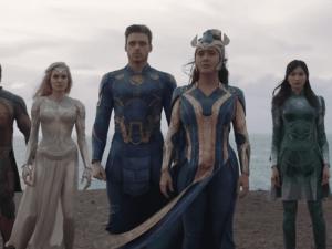 Marvel Eternals Disney+ Release Date