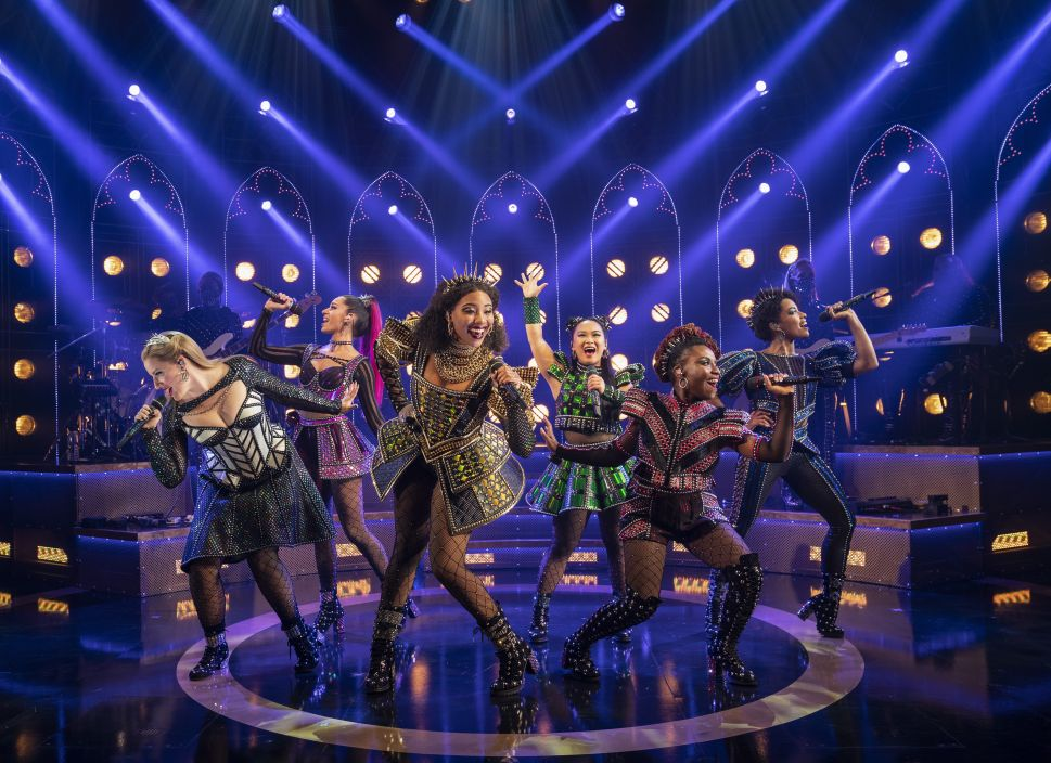 This queen will rock you in Broadway's 'Six'