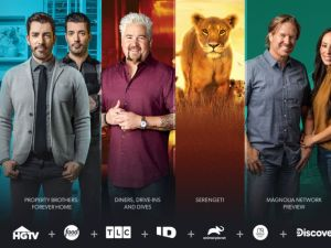 Discovery Programming HBO Max